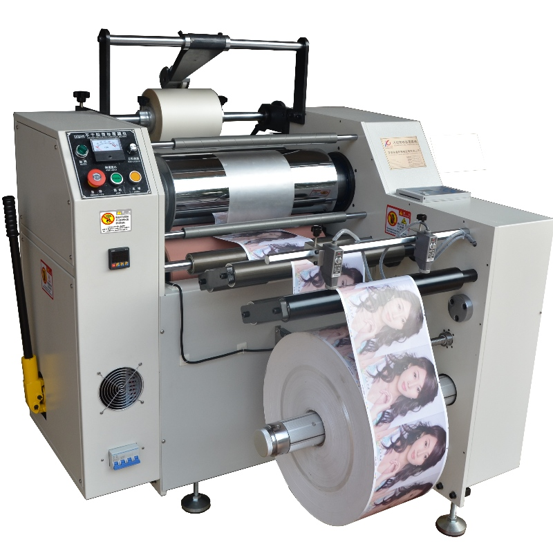 XHM500B-J  Hot laminating machine