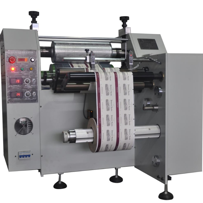 YW500-J   Roll to roll embossing machine