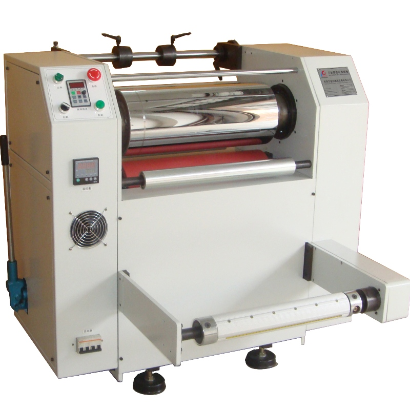 XHM 500   Coil to coil laminating machine